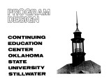 Architectural program and design for a continuing educational center