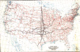 United States Systems of Highways map
