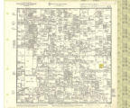 Oil and natural gas map of Creek County, OK  Copyrighted, not able to be reproduced