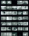 Contact sheets, negative numbers