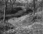 Here is the Salt Creek ford where the Union Creeks were camped, and where relics of the camp and battle may still be...