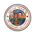Dream Team '96: Bill, Hillary, Al, Tipper