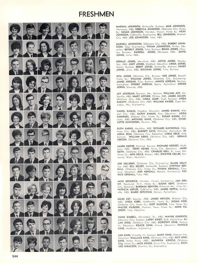 enorme inventario prezzi al dettaglio vendita calda reale OAMC Yearbook, 1967 - OKState Yearbook Collection - Digital ...